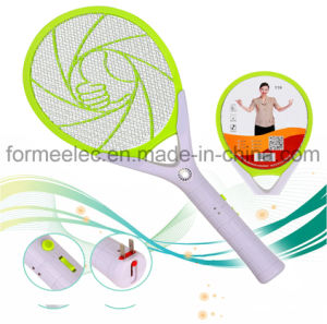 Electric Mosquito Swatter Y39 Rechargeable with LED Light pictures & photos