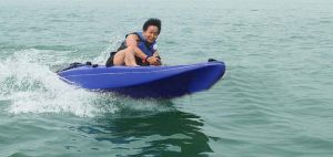 Jet Engine Powered Kayak Rubber Kayak pictures & photos