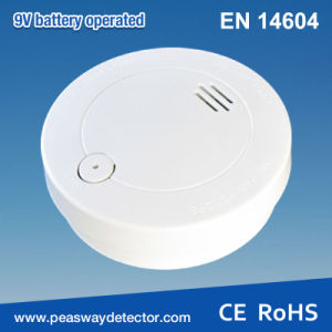 En14604 Certified Stand Alone Photoelectric Smoke Detector (PW-509S) pictures & photos