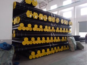 Carbon Steel Welded Pipe or tube pictures & photos