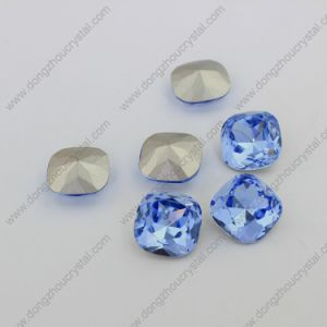 Sapphier Rhinestone Jewelry Stone Crystal Beads for Fashion Accessories pictures & photos