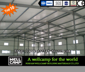 Popular Strong Steel Structure Warehouse Steel Workshop pictures & photos