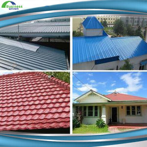 Building Steel Roofing Sheet of Yx25-210-840 pictures & photos