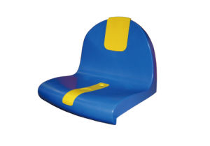 Polypropylene Solid Gym Seat/ Arena Seats with Backrest pictures & photos