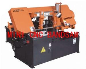Mini CNC Bandsaw Machine Gzk4228 pictures & photos