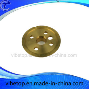 Casting Brass Electric Appliance Part Custom-Made pictures & photos