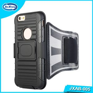 Black Color Mobile Phone Accessory Jogging Sports Running Armband Case for iPhone 6 pictures & photos