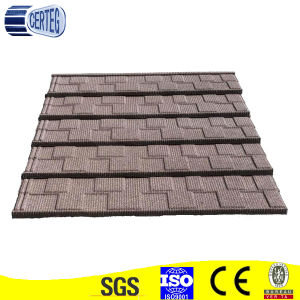 Color Stone Coated Metal Roof Tiles/Bond Tile pictures & photos