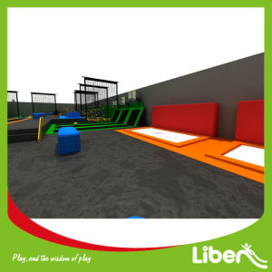 Professional Gymnastic Trampoline for Trampoline Amusement Park pictures & photos
