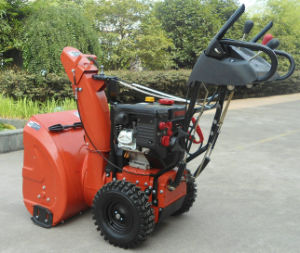 208cc Lct Engine Chain Drive Snow Blower pictures & photos