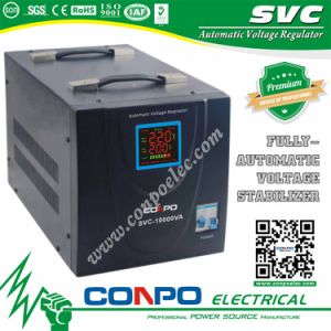 SVC Series Servo-Type Automatic Voltage Regulator/Stabilizer pictures & photos