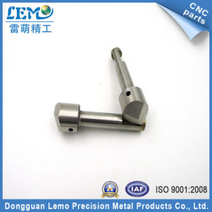 CNC Lathe Parts in Alloy Steel and Middle Steel (LM-0152) pictures & photos