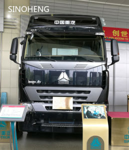 Sinotruk HOWO A7 420 Engine Power Heavy Duty Tractor pictures & photos