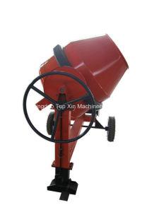 350L Compcact Design Diesel or Gasoline Engine Concrete Mixer pictures & photos