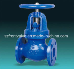 DIN Cast Iron/Ductile Iron Flanged Globe Valve pictures & photos