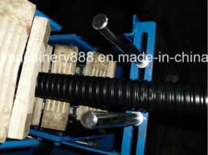 PVC Coated Flexible Metal Hose Forming Machine