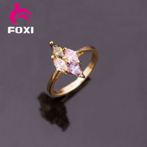 Wholesale Jewelry Fashion Gemstone Ring Designs pictures & photos