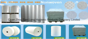 2016 Hot Air Through Nonwoven Fabric for Baby Diaper Topsheet pictures & photos