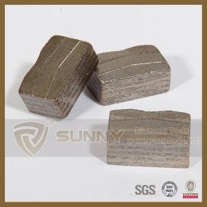 China Cheap Sandstone/Marble Diamond Granite Saw Blades Segment pictures & photos