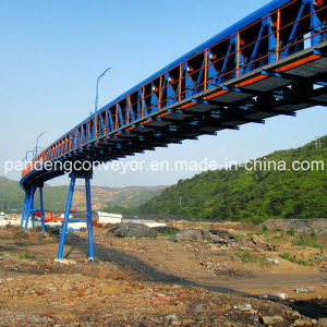 High Quality Pipe Conveyor for Grains pictures & photos