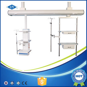Medical Surgical Bridge Horizontal Moving Pendant with Gas Supply System pictures & photos
