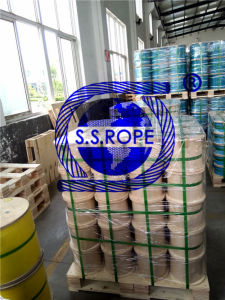 Stainless Steel Wire Rope Elevator Wire Rope, Control Cable pictures & photos