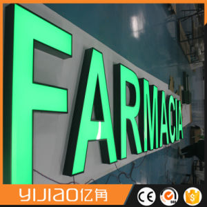 Stainless Steel Advertising LED Channel Sign Letter pictures & photos