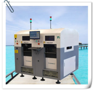 Highest Speed Pick and Place Machine for PCB Component Mounting pictures & photos