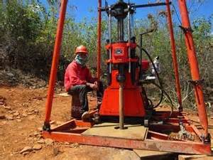 Rh-1A Core Drilling Rig for 100m Deep pictures & photos