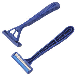 Fixed Handle Twin Blade Disposable Razor Compete with Dorco pictures & photos
