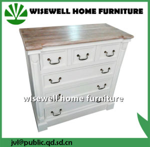 Assembled Bedroom Furniture Wood Small Storage Cabinet (W-CB-420) pictures & photos