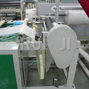 Double Line EPE Foam Bag Making Machine pictures & photos