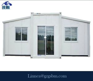 Low Cost Beautiful Container Home