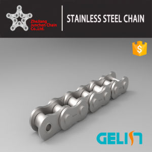 Stainless Steel Chain Stainless Steel Roller Chain with Heavy Duty (A series) pictures & photos