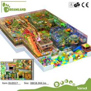 Large Commercial Softplay Kids Indoor Playground Franchise pictures & photos