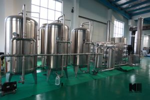 Pet Bottle Filling Bottling Drinking Water Machine pictures & photos