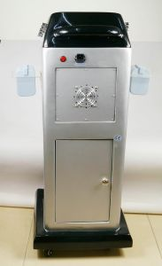 Vertical EMS Electro Muscle Stimulator Muscle Tightening Machine pictures & photos