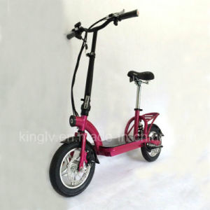 36V10ah Lithium Battery Urban Electric Folded Scooter (ES-1202) pictures & photos