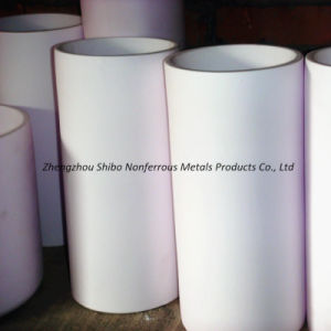 Cheap Alumina Ceramic Tube with Long Service Life pictures & photos