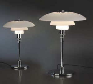 Home Decoration Modern Glass Carbon Steel Table Lamp (KA318T1) pictures & photos