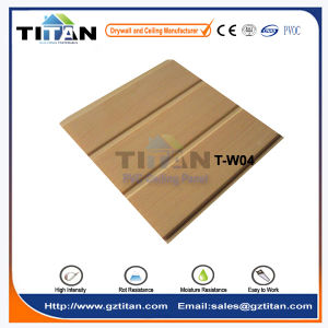 3.4kg/M2 Weight PVC Ceiling Panel Tongue and Groove Shanghai