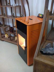 Portable Wood Burning Fireplace (CR-07) pictures & photos