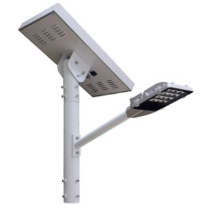 on Pole Sale II 18-30W LED Solar Street Light pictures & photos