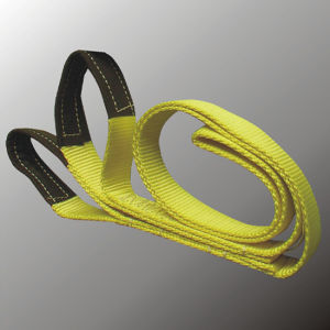 Tow Straps with Flat Loop End pictures & photos