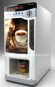 High Quality Auto Coffee Vending Machine