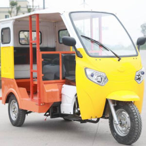150cc Gas Motor Six Passengers Tricycle pictures & photos