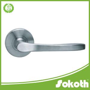 Ss Stainless Steel 201/304/316 Lever Door Handle/ Door Lock 17 pictures & photos