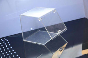 Clear Acrylic Candy Box with Lid pictures & photos