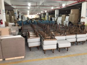 Restaurant Furniture/Hotel Sofa/Hotel Furniture/Hospitality Sofa/Hotel Living Room Sofa (GLS-134) pictures & photos