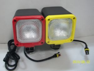 35W 4′′ Waterproof Xenon HID Work Light for off Road Jeep pictures & photos